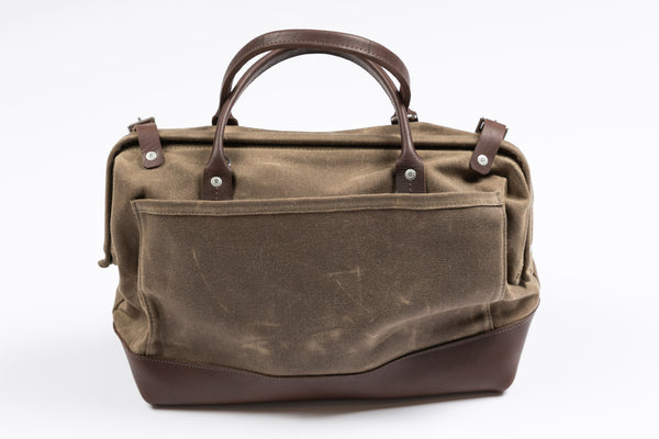 Carpenter Bag - Olympic Moss