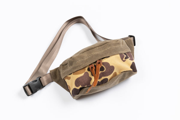 Little Bum Waist Pack - Duck Camo Limited