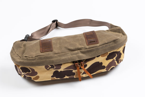 Big Bum Waist Pack - Duck Camo Limited