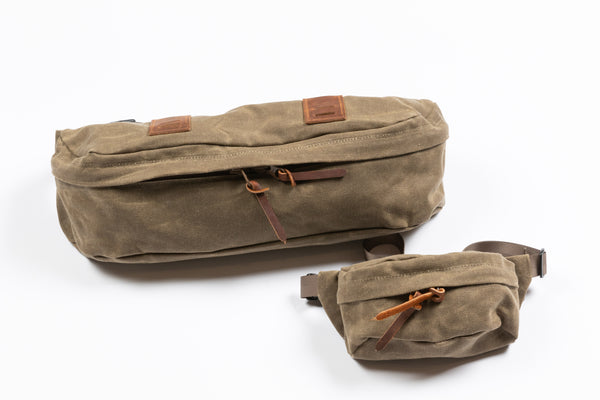 Little Bum Waist Pack - Olympic Moss