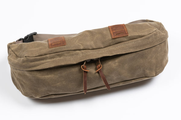 Big Bum Waist Pack - Olympic Moss
