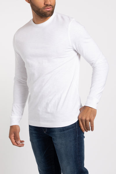 Wallingford Crew Neck - White