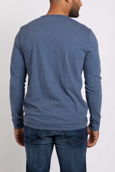 Wallingford Crew Neck - Blue