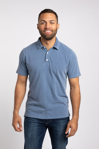 Interbay Polo - Blue