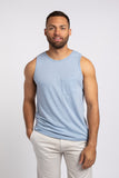Ballard Bro Tank - Light Blue