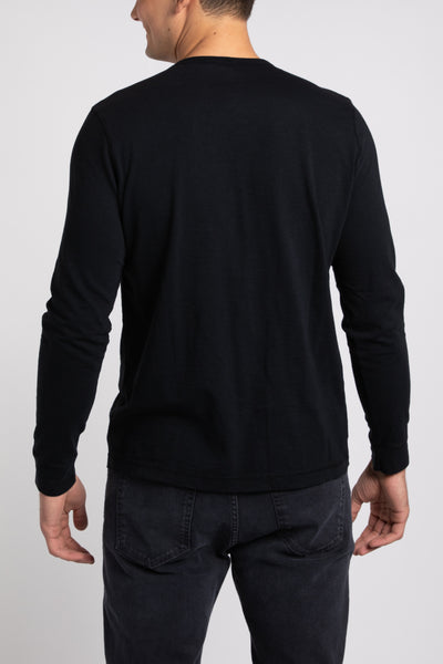 Wallingford Crew Neck - Black