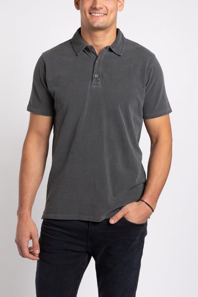 Interbay Polo - Black