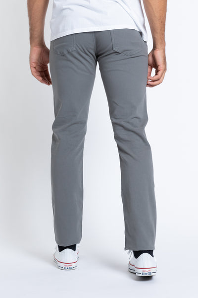Hunter Twill 5-Pocket Pant - Boulder