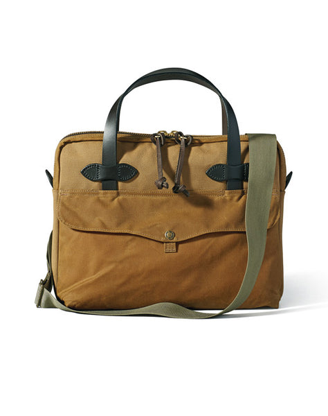 Tablet Briefcase - Tan