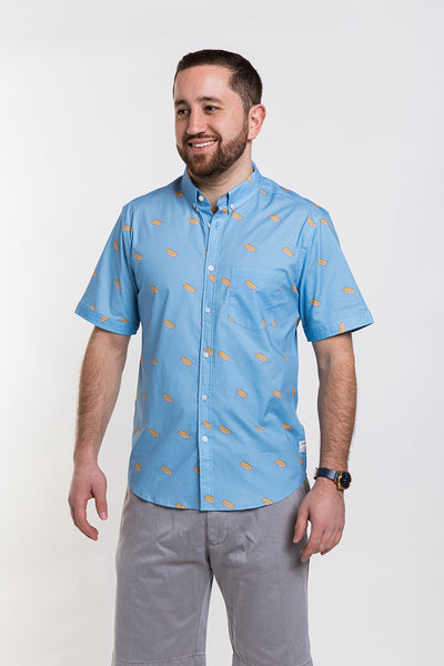 Ice Cream Shirt - Blue