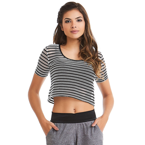 Sea Crop - Workout Tops