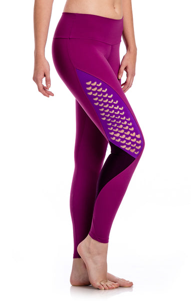 Emana Laser Legging - Workout Bottoms