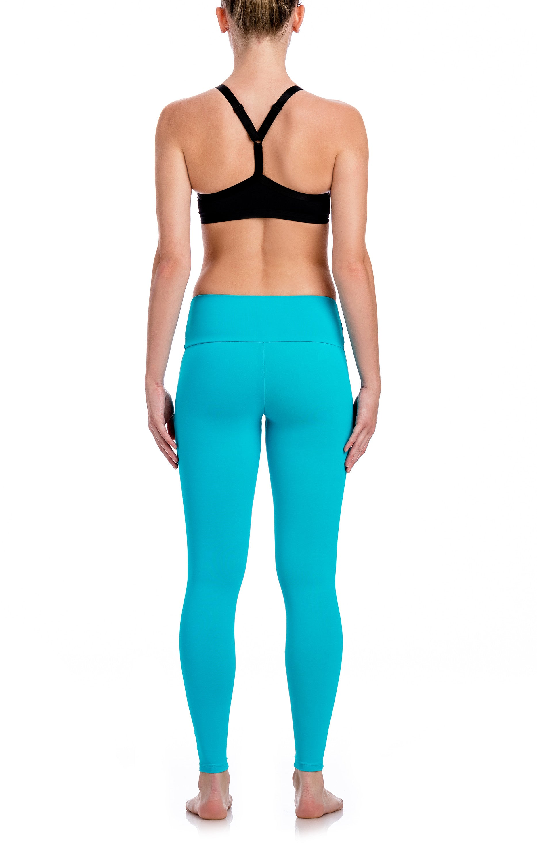New Zealand Glam Legging - Workout Bottoms