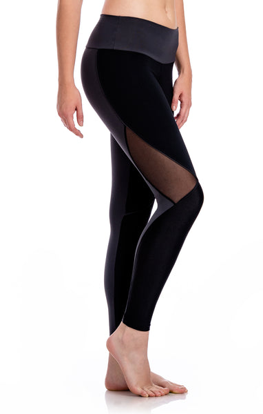 New Zealand Zen Legging - Workout Bottoms