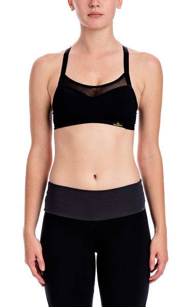 Chic Rock Bra - Workout Tops