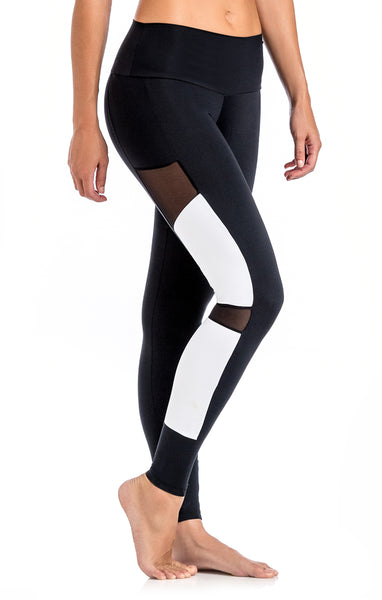 Rock Symmetric Legging - Workout Bottoms