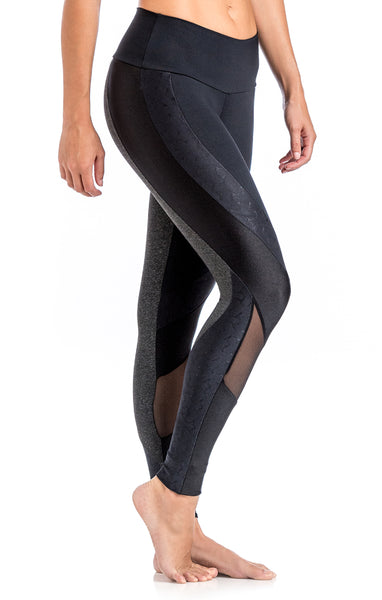 New Zealand Action Legging - Workout Bottoms