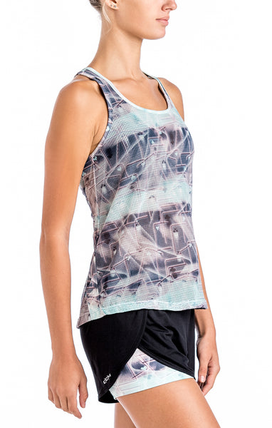 Matinee Tank - Workout Tops