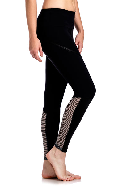 Line Legging - Workout Bottoms