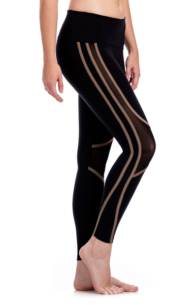 Trekky Legging - Workout Bottoms