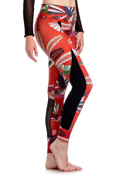 Orient Legging - Workout Bottoms
