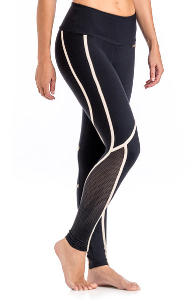 Distant Line Legging - Workout Bottoms