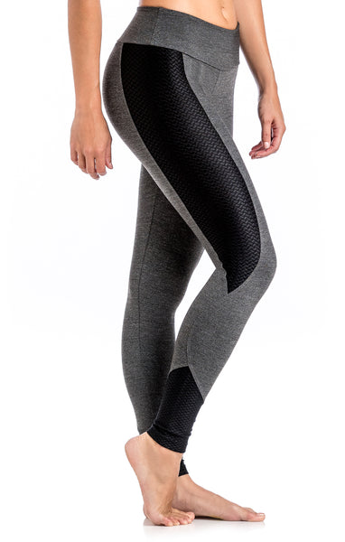 Curved Legging - Workout Bottoms