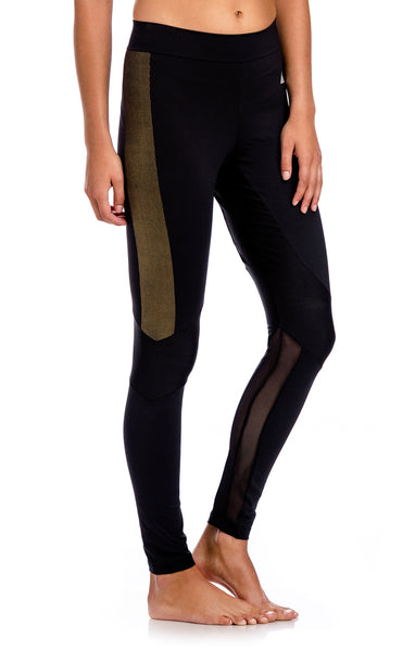 Golden Lauf Legging - Workout Bottoms