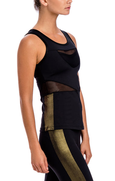 Golden Lauf Top - Workout Tops