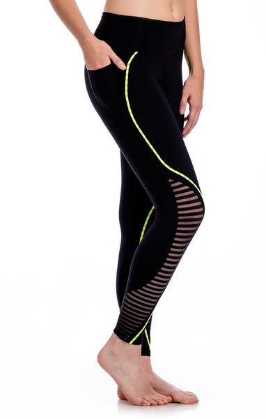 Rea UV Legging - Workout Bottoms