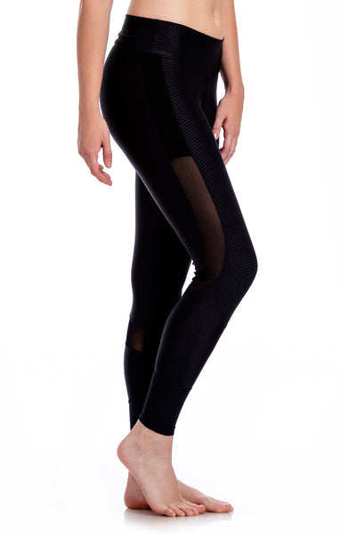 Spiral Legging - Workout Bottoms