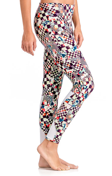 Tiki Legging - Workout Bottoms