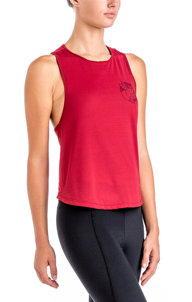 Butterfly Tank - Workout Tops