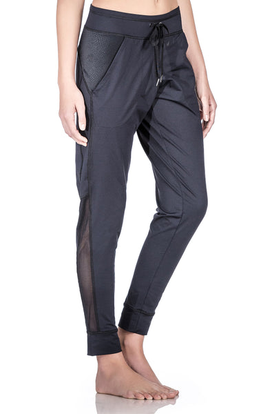 Black Jogger Pants - Workout