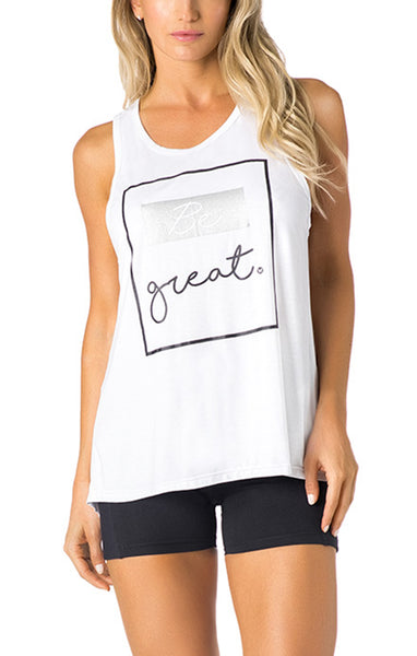 Runaway Tank - Workout Tops