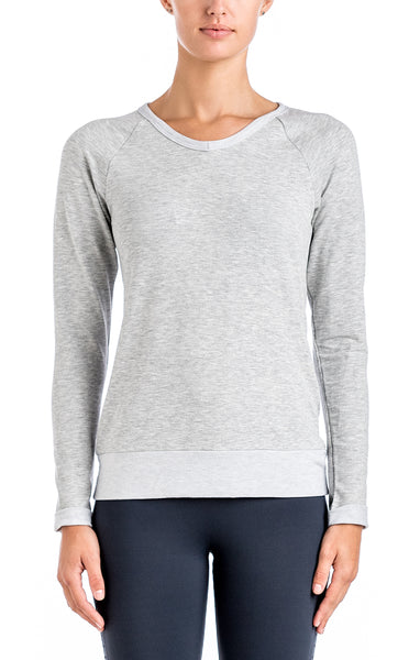 Warm Up Pullover - Workout Tops