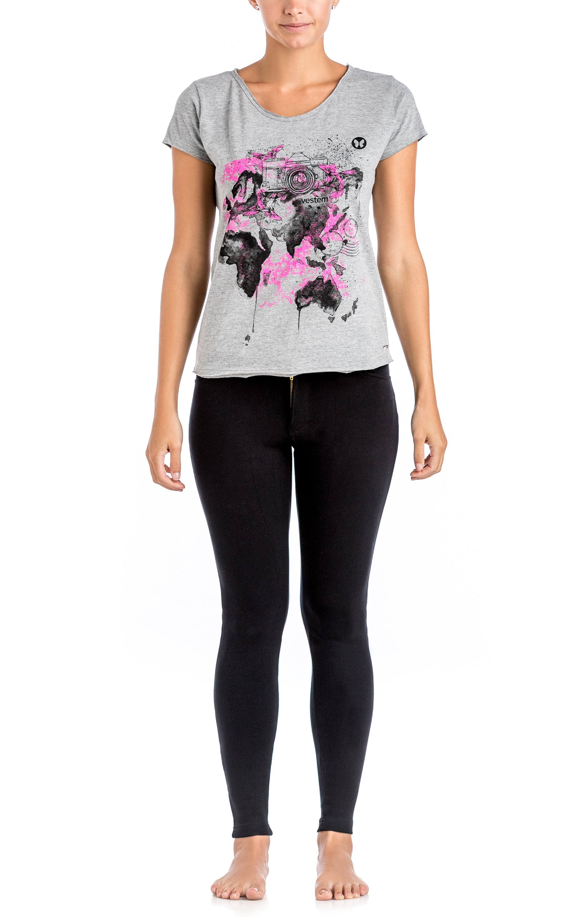 New Face Top - Workout Tops