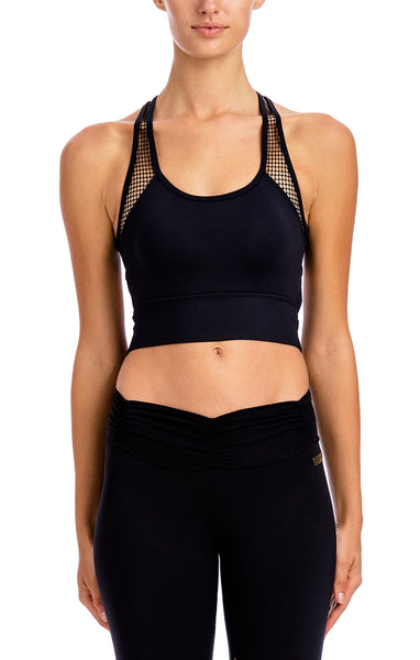 California Bralette - Sports Bra Top