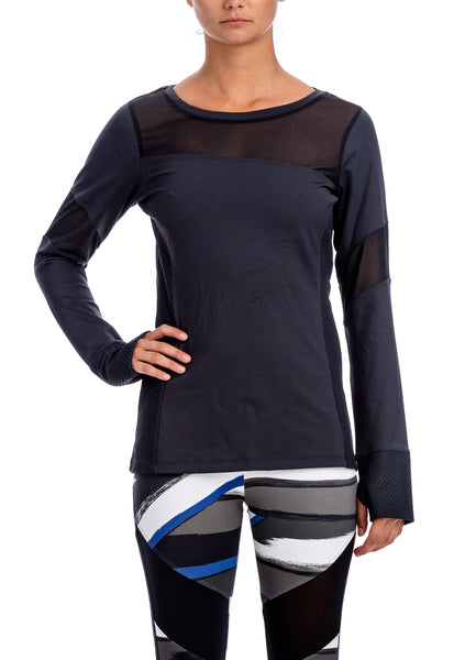 Catarina L/S Top - Workout Tops