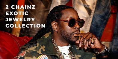 2 Chainz Jewelry Helped Him Lose Virginity? Weird Flex, But okay!