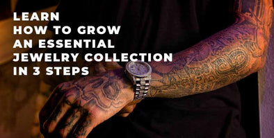 How to Grow an Essential Jewelry Collection in 3 Steps