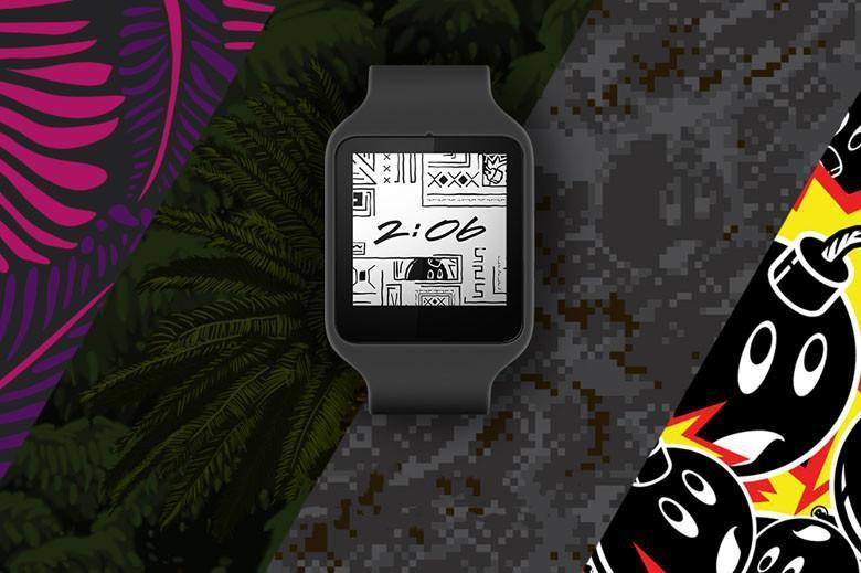 The Hundreds x Android Wear