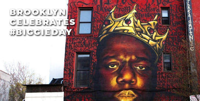 Brooklyn Celebrates Notorious B.I.G. Day!