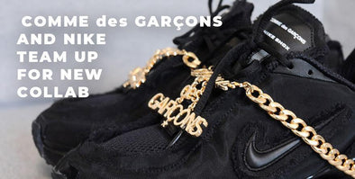 COMME des GARÇONS & Nike Team Up For New Collab