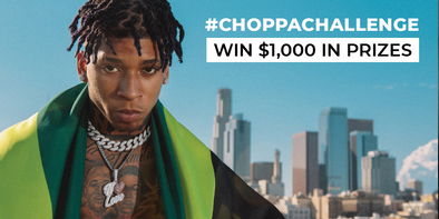WIN ENTIRE NLE CHOPPA JEWELRY COLLECTION #ChoppaChallenge