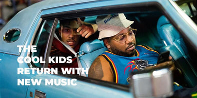 The Cool Kids Return With New Music