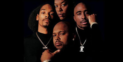 2 of America's Most Wanted Chains: Death Row x King Ice