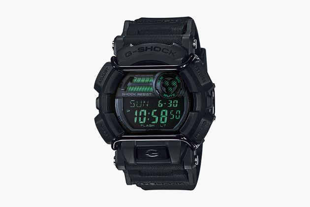 G-Shock Military Black Series
