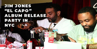 "Watch: Jim Jones ""El Capo"" Release Party in NYC (Recap)"