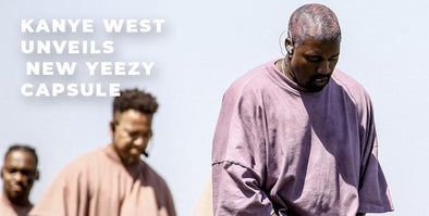 "Kanye West Drops ""Sunday Service"" Inspired YEEZY Capsule"